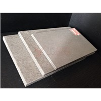 Fire resistant dark color fiber cement board