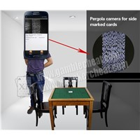 Infrared Camera poker card reader In Black Trousers Label To Scan Invisible Bar Codes Playing Cards