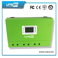 LCD Display MPPT Charge Controller for Solar Field