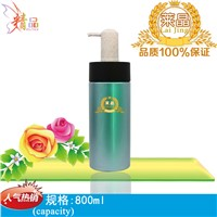 china supply export daily chimecal lotion shower gel shampoo hair conditioner plastic pet bottle