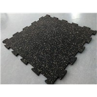 interlocking epdm rubber flooring for gyms