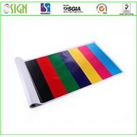 Digital printing self adhesive vinyl/sticker vinyl for car use/advertising SAV