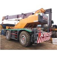 Used KATO KR25h Rough Terrain Crane 25ton Crane
