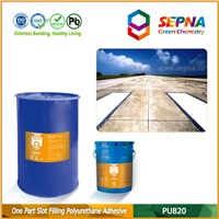One component easy operation polyurethane construction sealant
