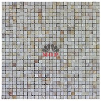 mother of pearl panel mosaic tile background wall