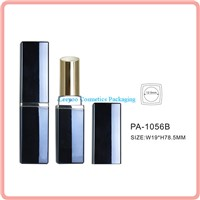 Square empty lipstick tube lipstick container cosmetics packaging