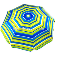 Printed Advertising Outdoor Umbrella
