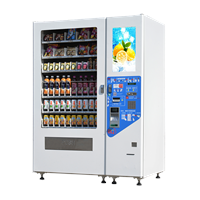 Reliable Smart Touch Screen Vending Machine (VCM3-5000C)