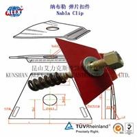 SKL/Nabla and E type rail clip