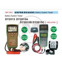 Vehicle Car Battery System Tester