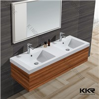 bathroom double wash basin/wash basin/bathroom sink