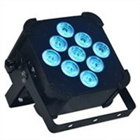 9X8W 4IN1 Battery Powered & Wireless DMX LED Par Can Uplight Best For Your Event