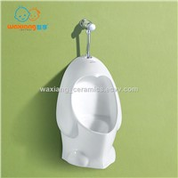 Chlid's Urinal, White, Likable Design, Suitable For Children Penguin-Like Design [Waxiang WE-9028]
