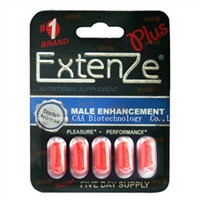 Extenze 5 Tablets Male Enhancer Sex Pills Sex Medicine Herbal Product