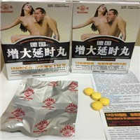 German Time Delay Increases Male Enhancement Sex Pills /Medicine