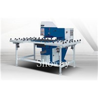 Horizontal Glass Drill Machine