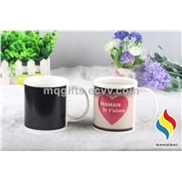 Custom Hot Water Color Changing Mug