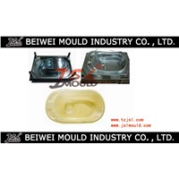Injection plastic baby bathtub mould