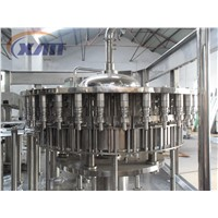 automatic 3 in 1 fruit juice beverage filling line