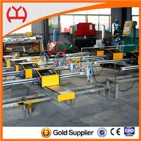 Acetylene/Propane/gas cnc sheet metal cutting machine
