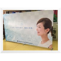 Full color printing polyester fabric banner, fabric printing,banner printing