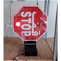 Led Light Signal School Bus Stop Arm