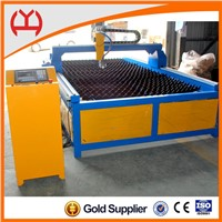 Table stainless steel cnc plasma cutting machine