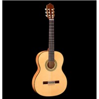 [Almeria] Solid Top Flamenco Guitar AF-06 (Solid Engleman Spruce & Laminated Agathis )