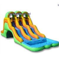 commercial inflatable slides (various sizes,designs)