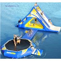 Inflatable Water Amusement Park