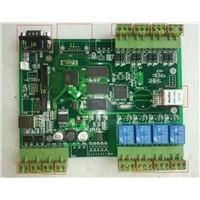 Barcode/RFID E-ticketing System Control Board