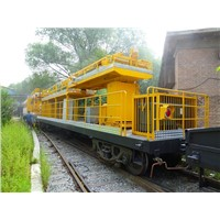 TY4DP track platform railway  vehicle
