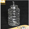 mini clear glass bottle oil manufacturer bulk glass spice jar
