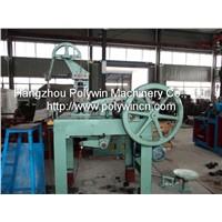 chain twisting machine