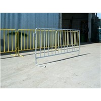 Temporary Pedestrian Guard Rail