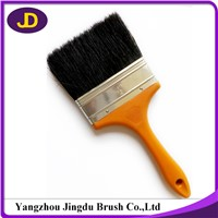 100% Bristle Painting Brushes with Wooden Handle