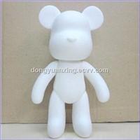 18cm RUBBER diy Momo Bears Diy Art Platform Toys PLASTIC Cartoon Figure