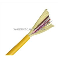 FTTH Fiber Optic Mini Cable Singlemode G652D 12 Fibers