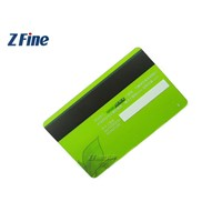 125KHZ &13.56 MHZ RFID Contact & Contactless Card for security