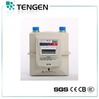 G2.5/4.0 Prepaid IC card Smart Gas meter