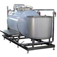 emi-automatic CIP cleaning system/CIP cleaning equipment