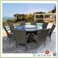 outdoor furniture used rattan wicker dining sets table and chairs
