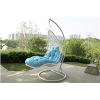 Hot selling patio outdoor garden swing and hanging chairs