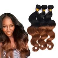 100% Body Wave Hair Weft Virgin Human Hair