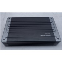 100W and 4channel full range class D car amplifier
