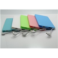 2014 New Style Credit Card Power Bank Made in China Hot Selling(P910)