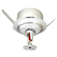 Fire sprinkler color TVI covert MTV-3.7mm pinhole lens hidden spy camera with audio and OSD menu