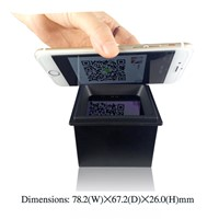 Wholesale price high scanning speed USB 2D fixed mount terminal with barcode scanner module