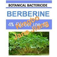 botanical bactericide, 4% Berberine AS, natural organic