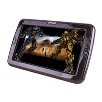 "10.1"" Active Slot in Headrest Touchscreen DVD Player  with FM IR USB TF"